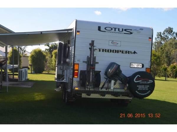 2010 Lotus Caravans
