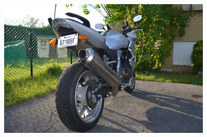 KAWASAKI Z750 S - SOLD