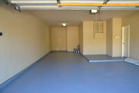 GET YOUR GARAGE PAINTED FOR AS LOW AS $499.00!!