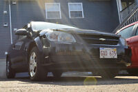 2009 Chev. Cobalt LS Coupe/Warrenty, Registration and Taxes Incl