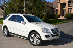 2009 Mercedes-Benz ML350 SUV, Premium Package+++
