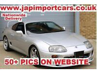 TOYOTA SUPRA SZ MANUAL, STUNNING CAR IN IMMACULATE CONDITION