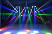 Party?> Location Son/Lumières pour DJ -- DJ Sound/Lights Rental