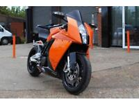 2011 - KTM RC8 1190, EXCELLENT CONDITION, £6,700 OR FLEXIBLE FINANCE