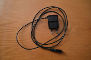 TRAVEL Charging Cable SAMSUNG Phones: EUROPEAN 2-Round-Pin
