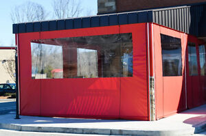 Deluxe Clear Vinyl Porch/Patio Enclosure Gatineau Ottawa / Gatineau Area image 1