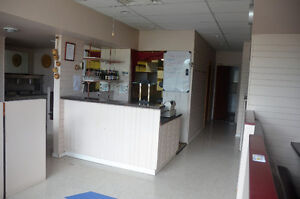 Mixed Use Building on Busy West Side Street For Lease Regina Regina Area image 3