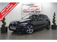 2011 61 BMW 1 SERIES 1.6 116I SPORT 5D 135 BHP