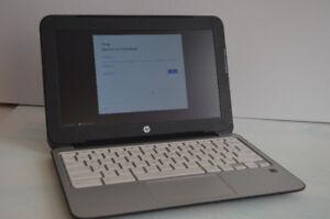 HP Chromebook 11 G2 samsung exynos duo core SSD 16GB+100GB