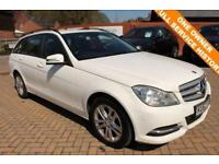 2012 62 MERCEDES-BENZ C CLASS 2.1 C220 CDI BLUEEFFICIENCY EXECUTIVE SE 5D AUTO 1