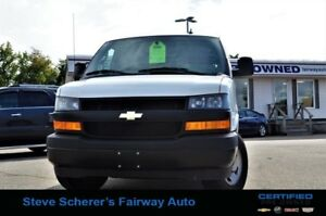"2018 Chevrolet Express Cargo 2500 155"" Wheelbase"