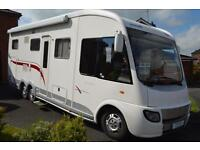 2009 Eura Mobil Intergra 820EB 4 Berth A Class Motorhome For Sale