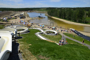 Lake View RV Lots Ready to Live On at Trestle Creek Golf Resort Strathcona County Edmonton Area image 5