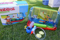 Hamster/Gerbil Habitrail and accessories