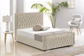 BEDS: 🟠BLISS BEDS 🟠BRAND NEW 🟠MADE ON ORDER 🟠FREE DELIVERY 🚚