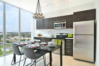 AFFORDABLE LIVING IN DOWNTOWN TORONTO - MOVE IN EARLY2016