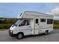 RENAULT TRAFFIC ECLIPSE CAMPERVAN, 2.5 DIESEL, 1994 M