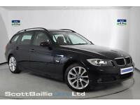 2008 08 BMW 3 SERIES 2.0 318I EDITION SE TOURING 5D 141 BHP