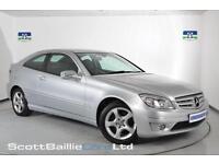 2008 58 MERCEDES-BENZ CLC CLASS 2.1 CLC200 CDI SE 3D AUTO 122 BHP DIESEL