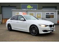 2014 BMW 3 SERIES 2.0 320D EFFICIENTDYNAMICS BUSINESS 4D 161 BHP DIESEL