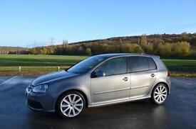 VW GOLF R32 V6 4MOTION, 2009 09 PLATE, **Full leather**