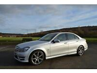 MERCEDES C250 2.1 CDI SPORT, 7G TRONIC, 2011 11 PLATE