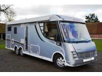 2010 6-berth A-Class Dethleffs Esprit I7870 motorhome REDUCED