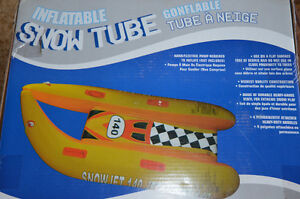 Inflatable snow tubes and tobogggan London Ontario image 4