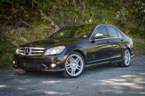 2009 Mercedes-Benz C350 4MATIC AMG - 85,000kms - Excellent Cond.