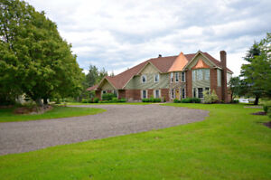 2392 ROUTE 106, BOUNDARY CREEK! FABULOUS RIVER & COUNTRY VIEWS!