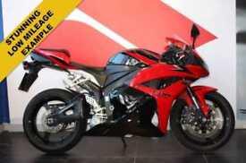 2011 60 HONDA CBR600RR -A ***RED/BLACK