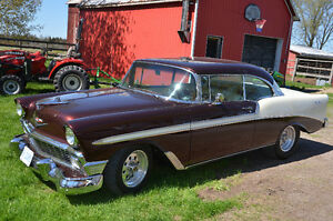 1956 Chev Bel Air Coupe