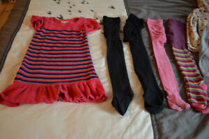 Lot vêtements fille 4-5 ans
