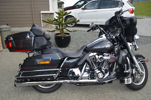 2008 Harley Davidson Electraglide Ultra Classic