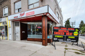 Business For Sale - Dunn's Famous Express
