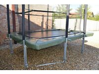 REDUCED BY £100!!! Great Family Trampoline. AND A FURTHER REDUCTION!!!