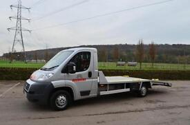 FIAT DUCATO RECOVERY TRUCK 2.3 JTD, 2012 12 PLATE***TOWTRUCK*
