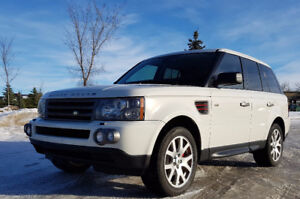2008 Land Rover Range Rover Sport HSE SPORT SUV, Crossover
