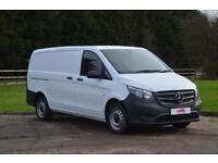 MERCEDES-BENZ VITO 1.6 CDi 109 Eu6 Long Wheel Base Panel Van