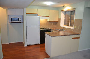 Bright Basement Suite in Strathcona Park SW