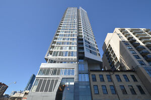 Brand new 1 Bedroom ALL utilities included 68 Shuter Core Condos