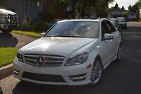 2013 Mercedes-Benz C300 (Transfert de location) *Bas KM