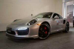 2015 Porsche 911 Turbo Coupe PDK   One Owner   Local   CPO  