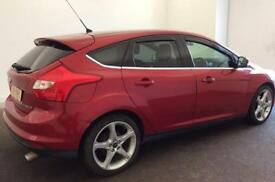 Ford Focus 1.6 TI-VCT ( 125ps ) 2011.25MY Titanium FROM £31 PER WEEK!