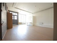 Warehouse-Studio Apartment-Exposed Brick-Original Features-Hackney -London Fields-Available Now