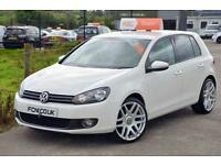 2012 61 VOLKSWAGEN GOLF 2.0 GT TDI BLUEMOTION TECHNOLOGY 138 BHP *FULL LEATHER*
