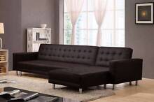 Florence 5 seater L shape sofa bed Southport Gold Coast City Preview