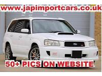 SUBARU FORESTER Sti FRESH IMPORT, MUST BE SEEN STUNNING CONDITION