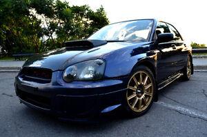 2005 Subaru Impreza WRX STi Sedan (forged engine and much more!)
