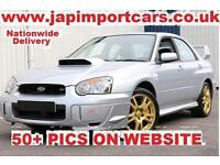 SUBARU IMPREZA WRX STI TOTALLY ORGINAL UNMODIFIED UK CAR WITH GENUINE LOW MILES,